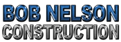 Bob Nelson Construction Logo